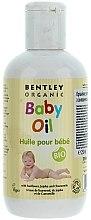 Düfte, Parfümerie und Kosmetik Bio Babyöl mit Sonnenblume, Jojoba und Kamille - Bentley Organic Baby Oil