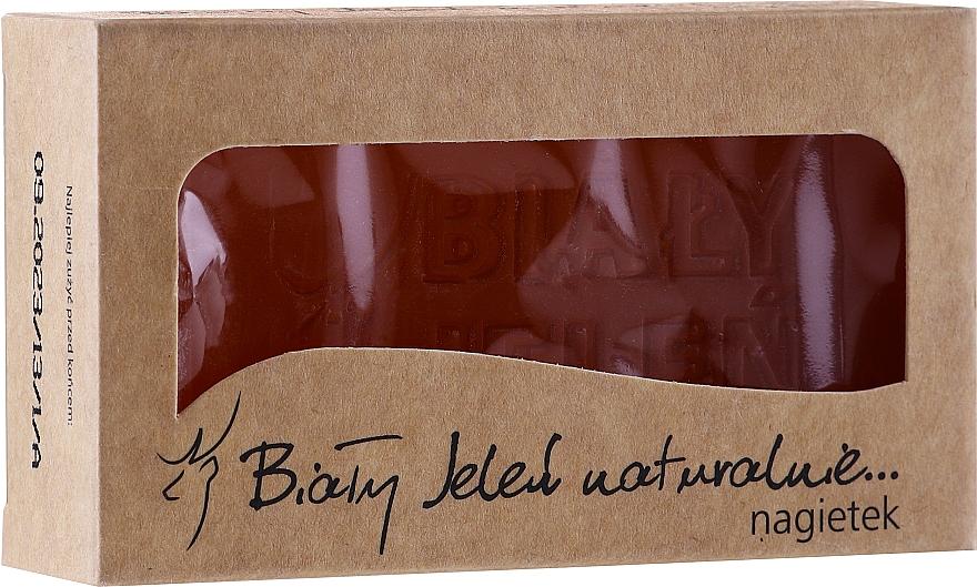 Hypoallergene Naturseife mit Ringelblumenextrakt - Bialy Jelen Hypoallergenic Soap Extract Calendula — Bild N1