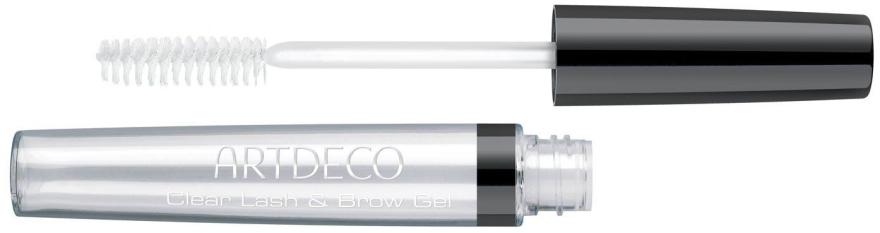 Wimpern- und Augenbrauengel - Artdeco Clear Lash & Brow Gel — Bild N1