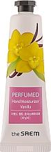 Düfte, Parfümerie und Kosmetik Parfümierte Handcreme mit Vanille - The Saem Perfumed Vanilla Hand Moisturizer