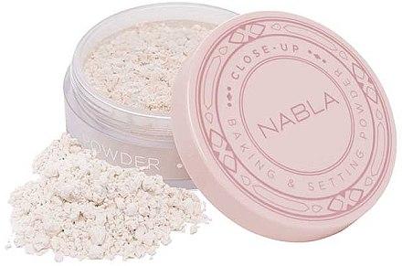 Loser Gesichtspuder - Nabla Close-Up Baking Setting Powder — Bild N2