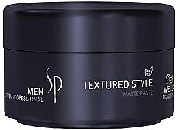 Düfte, Parfümerie und Kosmetik Mattierende Haarpaste - Wella SP Men Textured Style Paste