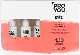 Düfte, Parfümerie und Kosmetik Regenerierender Booster für stapaziertes Haar - Revlon Professional Pro You Fixer Repair Boosters