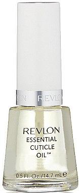 Nährendes und feuchtigkeitsspendendes Nagelhautöl - Revlon Essential Cuticle Oil Nail Care — Bild N2