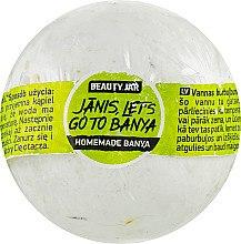 "Düfte, Parfümerie und Kosmetik Badebombe ""Janis, Let's go to banya"" - Beauty Jar Janis Let's Go To"