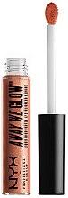 Düfte, Parfümerie und Kosmetik Flüssiger Highlighter - NYX Professional Makeup Away We Glow Liquid Highlighter