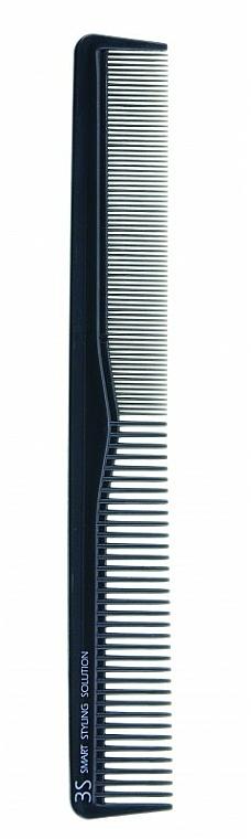 Haarkamm 499076 schwarz - Inter-Vion — Bild N1