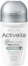 Düfte, Parfümerie und Kosmetik Deo Roll-on Antitranspirant - Oriflame Activelle Actiboost Invisible