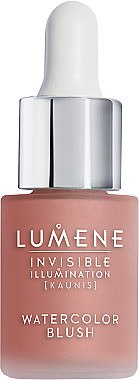 Flüssiges Rouge - Lumene Invisible Illumination Watercolor Blush — Bild N1