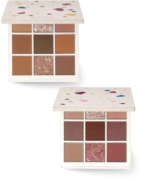 Lidschattenpalette - Holika Holika 2019 Holiday Terrazzo Shadow Palette — Bild N1
