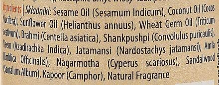 Haaröl - Sattva Brahmi Amla Hair Oil — Bild N3