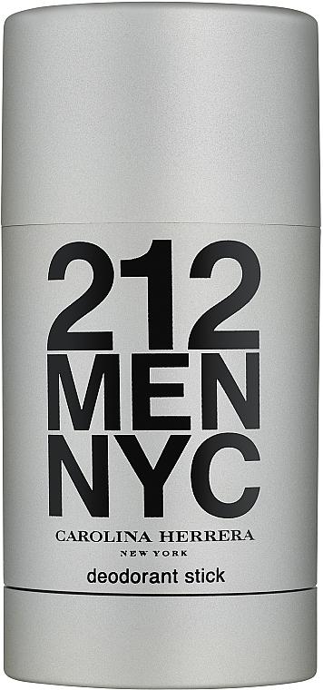 Carolina Herrera 212 For Man NYC - Parfümierter Deostick — Bild N1