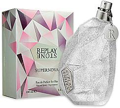 Düfte, Parfümerie und Kosmetik Replay Stone Supernova for Her - Eau de Parfum