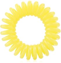 "Haargummis ""Submarine Yellow"" 3 St. - Invisibobble Submarine Yellow — Bild N3"