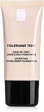 Düfte, Parfümerie und Kosmetik Feuchtigkeitsspendende cremige Foundation mit LSF 20 - La Roche-Posay Toleriane Teint Water Creme SPF 20