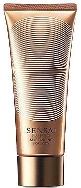 Autobronzant für den Körper - Kanebo Sensai Silky Bronze Self Tanning For Body — Bild N1