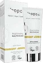 Düfte, Parfümerie und Kosmetik Feuchtigkeitsspendende und regenerierende Körperlotion mit γ-Polyglutaminsäure - Yappco Regenerating Body Moisturizer