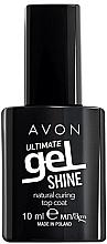 Düfte, Parfümerie und Kosmetik Gel-Nagelüberlack - Avon Ultimate Gel Shine Top Coat