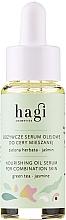 Gesichtspflegeset - Hagi Natural Face Care Set (Natürliche Gesichtscreme 30ml + Natürliches Gesichtsserum 30ml) — Bild N4