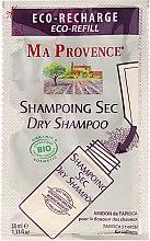 Düfte, Parfümerie und Kosmetik Trockenshampoo Pulver - Ma Provence Dry Shampoo (Refill)