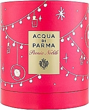 Acqua di Parma Peonia Nobile - Duftset (Eau de Parfum 100ml + Duschgel 75ml + Körpercreme 75ml) — Bild N2