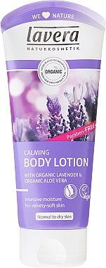 Beruhigende Körperlotion mit Lavendel und Aloe Vera - Lavera Lavender&Aloe Vera Body Lotion — Bild N1