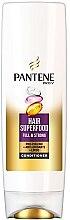 Düfte, Parfümerie und Kosmetik Conditioner für dünnes und feines Haar - Pantene Pro-V Superfood Conditioner