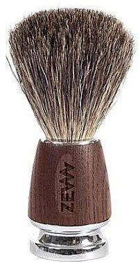 Rasierset - Zew For Men Shaving Kit (Seife 85ml + After Shave Balsam 80ml + Rasierbürste 1St.) — Bild N4