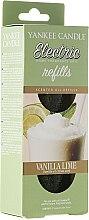 Nachfüller Vanilla Lime für elektrischen Duftstecker - Yankee Candle Scent Plug Vanilla Lime (Refill) — Bild N1