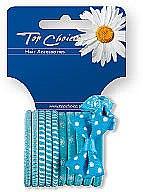 Düfte, Parfümerie und Kosmetik Haargummis 12 St. 22067 - Top Choice