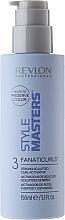 Düfte, Parfümerie und Kosmetik Langanhaltende Haarcreme mit Anti-Frizz-Effekt für geformte Locken - Revlon Professional Style Masters Curly Fanaticurls