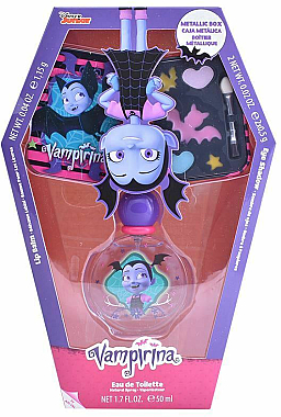 Air-Val International Disney Vampirina - Duftset (Eau de Toilette 50ml + Kosmetikset) — Bild N2