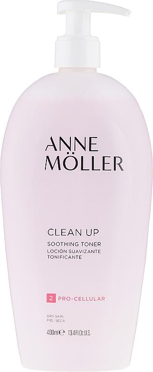 Erfrischendes Gesichtstonikum - Anne Moller Lotion Douce Tonifiante — Bild N1