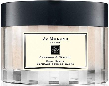 Glättendes Körperpeeling - Jo Malone Geranium And Walnut Body Scrub — Bild N1