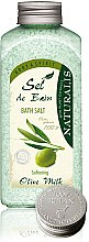 Düfte, Parfümerie und Kosmetik Badesalz mit Olivenmilch - Naturalis Sel de Bain Olive Milk Bath Salt