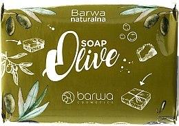 Düfte, Parfümerie und Kosmetik Seife mit Olivenöl - Barwa Natural Soap Green Olive Soap