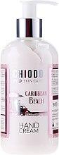 Düfte, Parfümerie und Kosmetik Handcreme - Chiodo Pro Caribbean Beach Hand Cream