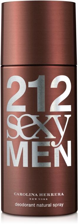 Carolina Herrera 212 Sexy Men - Deospray — Bild N1