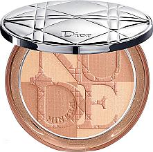 Düfte, Parfümerie und Kosmetik Kompakter Mineralpuder - Dior Diorskin Mineral Nude Bronze Powder