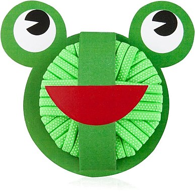 "Haargummis ""Sweet Frog"" grün 20 St. - Donegal — Bild N1"