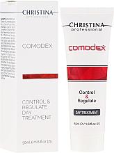 Düfte, Parfümerie und Kosmetik Tagesserum für fettige und Problemhaut - Christina Comodex Control & Regulate Day Treatment