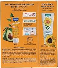 Körperpflegeset mit Sonnenschutz - Mustela (Körperlotion SPF 50+ 40ml + Körpercreme 200ml) — Bild N2