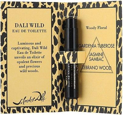Salvador Dali Dali Wild - Eau de Toilette (Probe)  — Bild N3