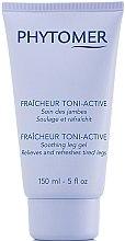 Düfte, Parfümerie und Kosmetik Pflegendes Fußgel - Phytomer Fraicheur Toni-Active Soothing Leg Gel