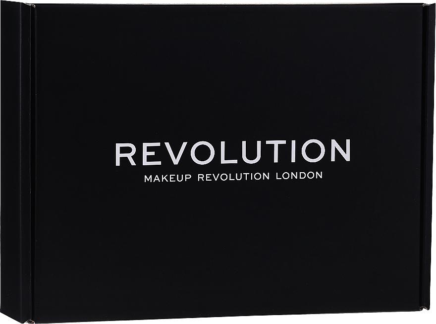 Make-up Set - Makeup Revolution Black Box Set №3