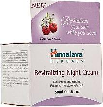 Düfte, Parfümerie und Kosmetik Regenerierende Nachtcreme - Himalaya Herbals Revitalizing Night Cream