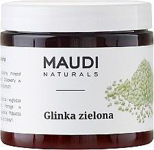Gesichtsmaske mit grüner Tonerde - Maudi — Bild N1