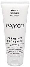 Düfte, Parfümerie und Kosmetik Beruhigende Gesichtscreme gegen Rötungen - Payot Creme No 2 Cachemire Anti-Redness Anti-Stress Soothing Rich Care