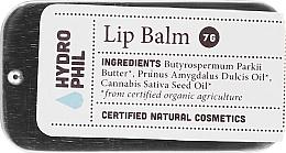 Düfte, Parfümerie und Kosmetik Pflegender Lippenbalsam - Hydrophil Lip Balm