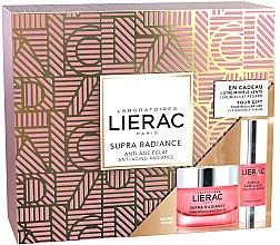 Düfte, Parfümerie und Kosmetik Gesichtspflegeset - Lierac Supra Radiance (Gesichtscreme 50ml + Augenserum 15ml)